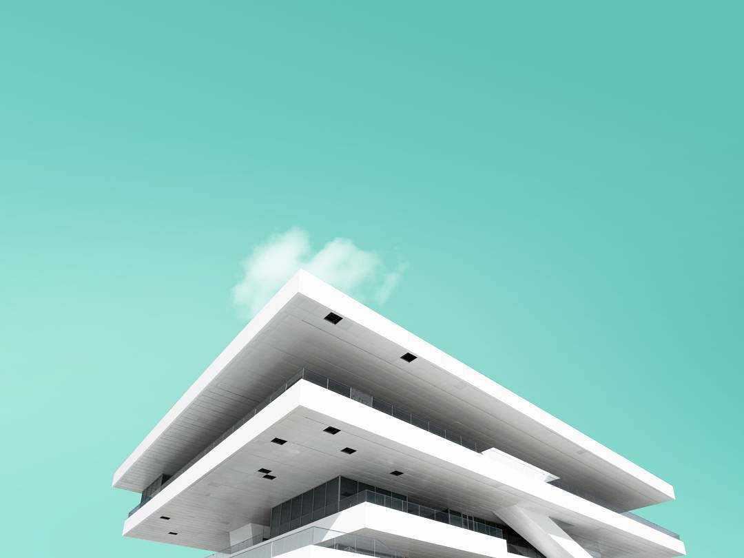 Minimal, soothing architecture images - 7