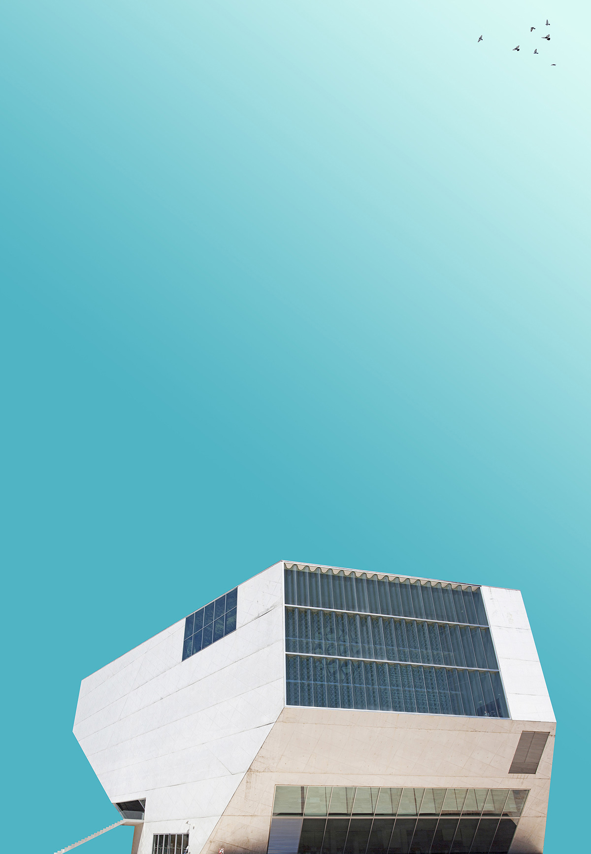 Minimal, soothing architecture images - 8