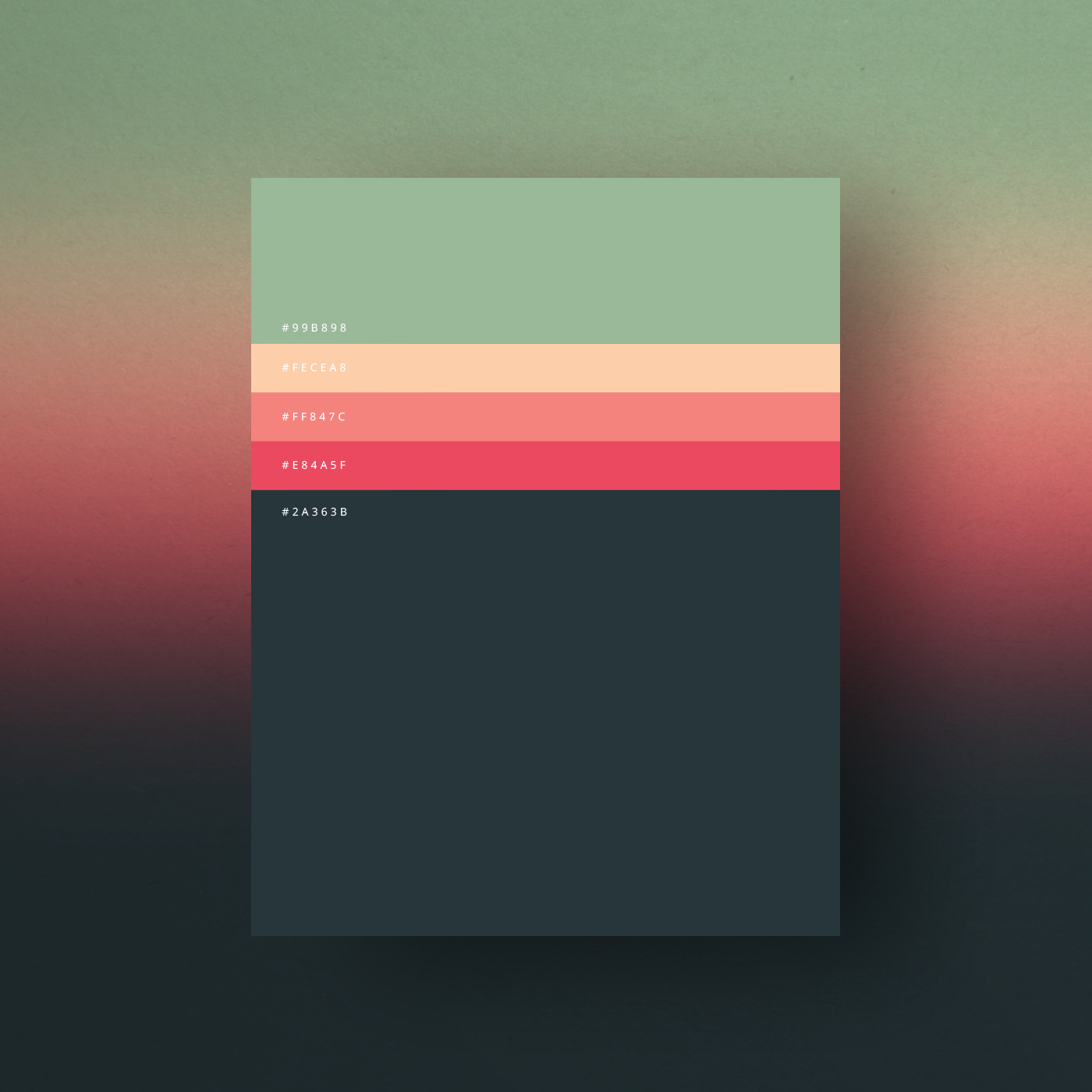 Color Scheme Designer 8 beautiful color palettes for your next design project