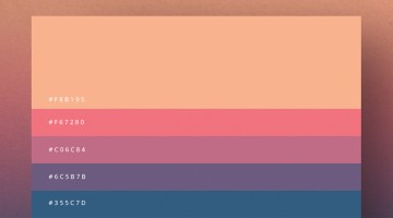 Web Design Project Ideas horizon construction website design 8 Beautiful Color Palettes For Your Next Design Project Web Design Project Ideas Web Design