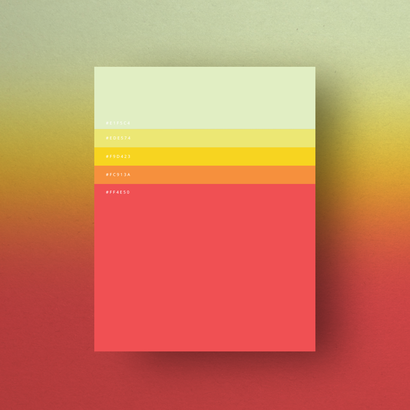 Colors: 8 Beautiful Color Palettes For Your Next Design Project