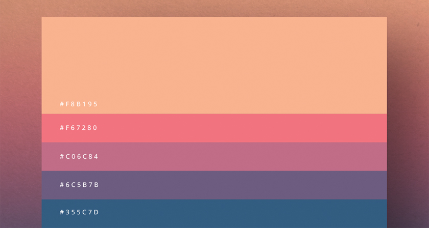 8 Beautiful Color Palettes For Your Next Design Project