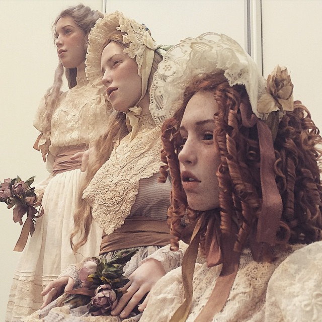 Realistic art doll faces by Michael Zajkov - 10