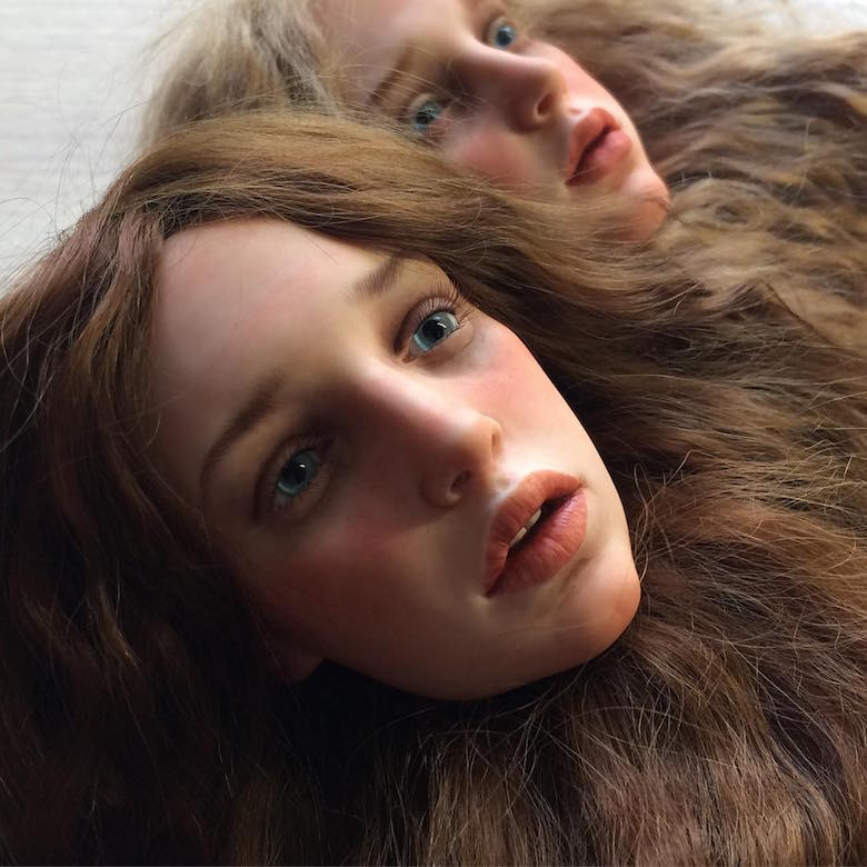 Realistic art doll faces by Michael Zajkov - 8