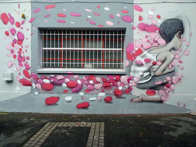 Street art & graffiti by Seth Globepainter (Julien Malland) - 23
