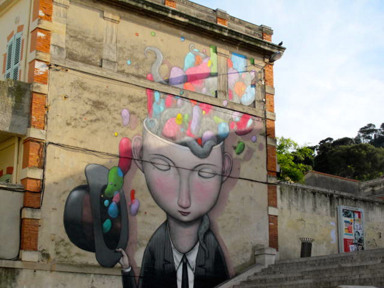 Street art & graffiti by Seth Globepainter (Julien Malland) - 27