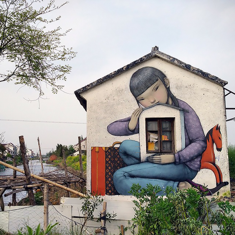 Street art & graffiti by Seth Globepainter (Julien Malland) - 7