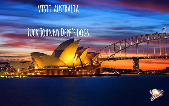 Australia Tourism Advert