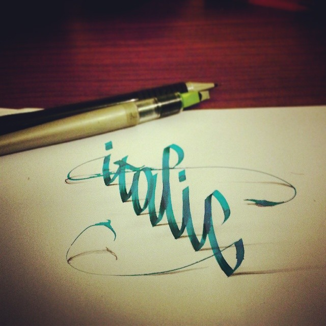 3d calligraphy and lettering by Tolga Girgin - 24