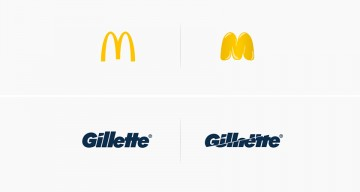 What Famous Logos Would Look Like If They Used The Products They Represent