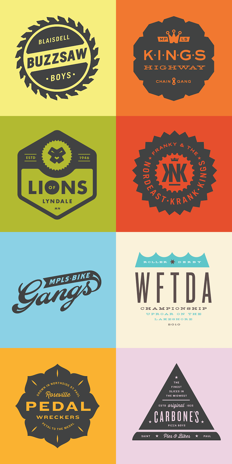 20 Badge Logo Design for Inspiration  Downgraf