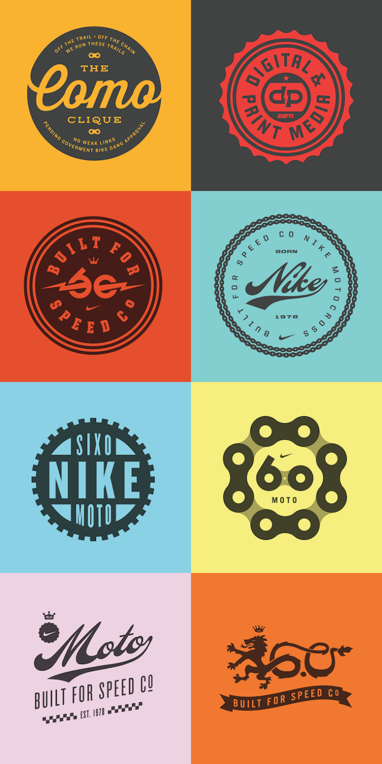 Retro Logo Designer  Free Online Design Tool