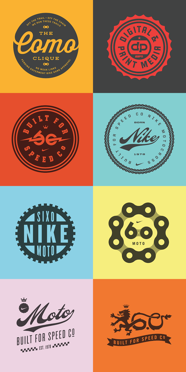 20+ Beautiful Vintage-Style Logos For Design Inspiration