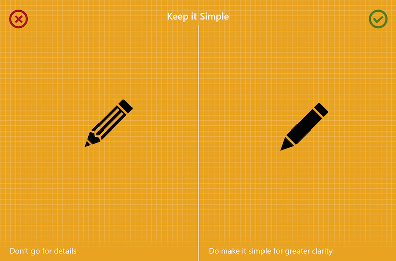 Adobe Illustrator Pixel Icons Visual Guide - 1