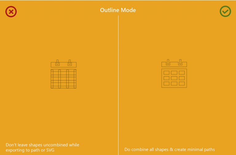 Adobe Illustrator Pixel Icons Visual Guide - 7