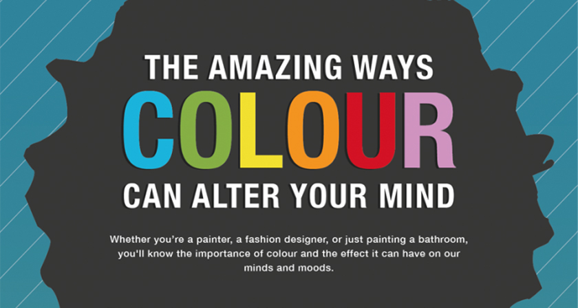 Colour Moods the amazing ways color can alter your mind (infographic)