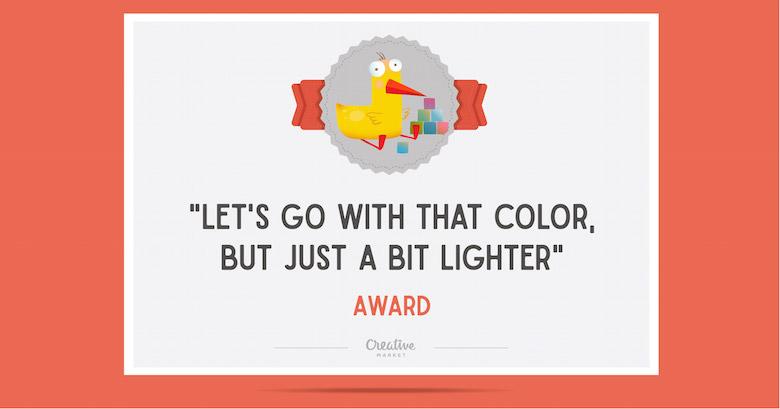 Awards every designer deserves - 10
