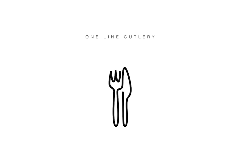 Free illustrated single line icons of everyday objects - 10