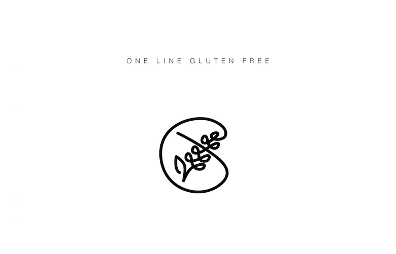 Free illustrated single line icons of everyday objects - 12