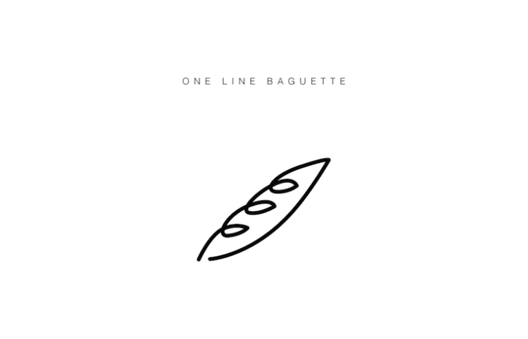 Free illustrated single line icons of everyday objects - 15