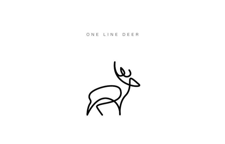 Free illustrated single line icons of everyday objects - 16