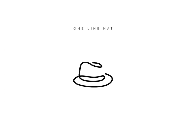 Free illustrated single line icons of everyday objects - 20