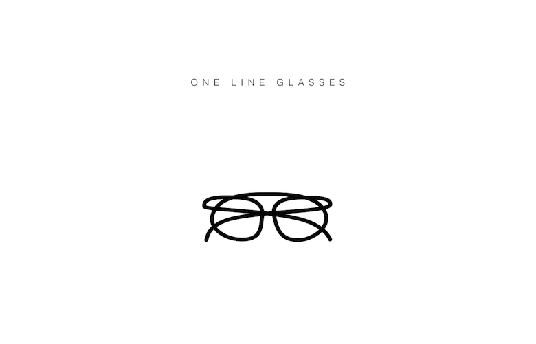 Free illustrated single line icons of everyday objects - 3