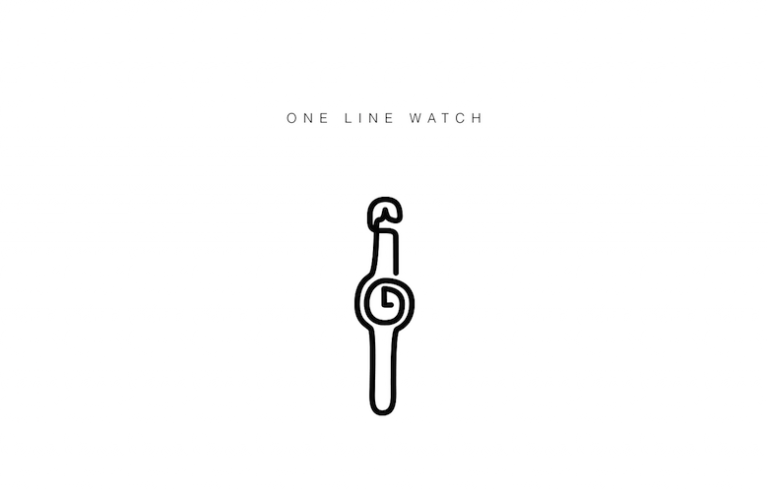 Free illustrated single line icons of everyday objects - 8