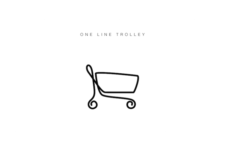 Free illustrated single line icons of everyday objects - 9