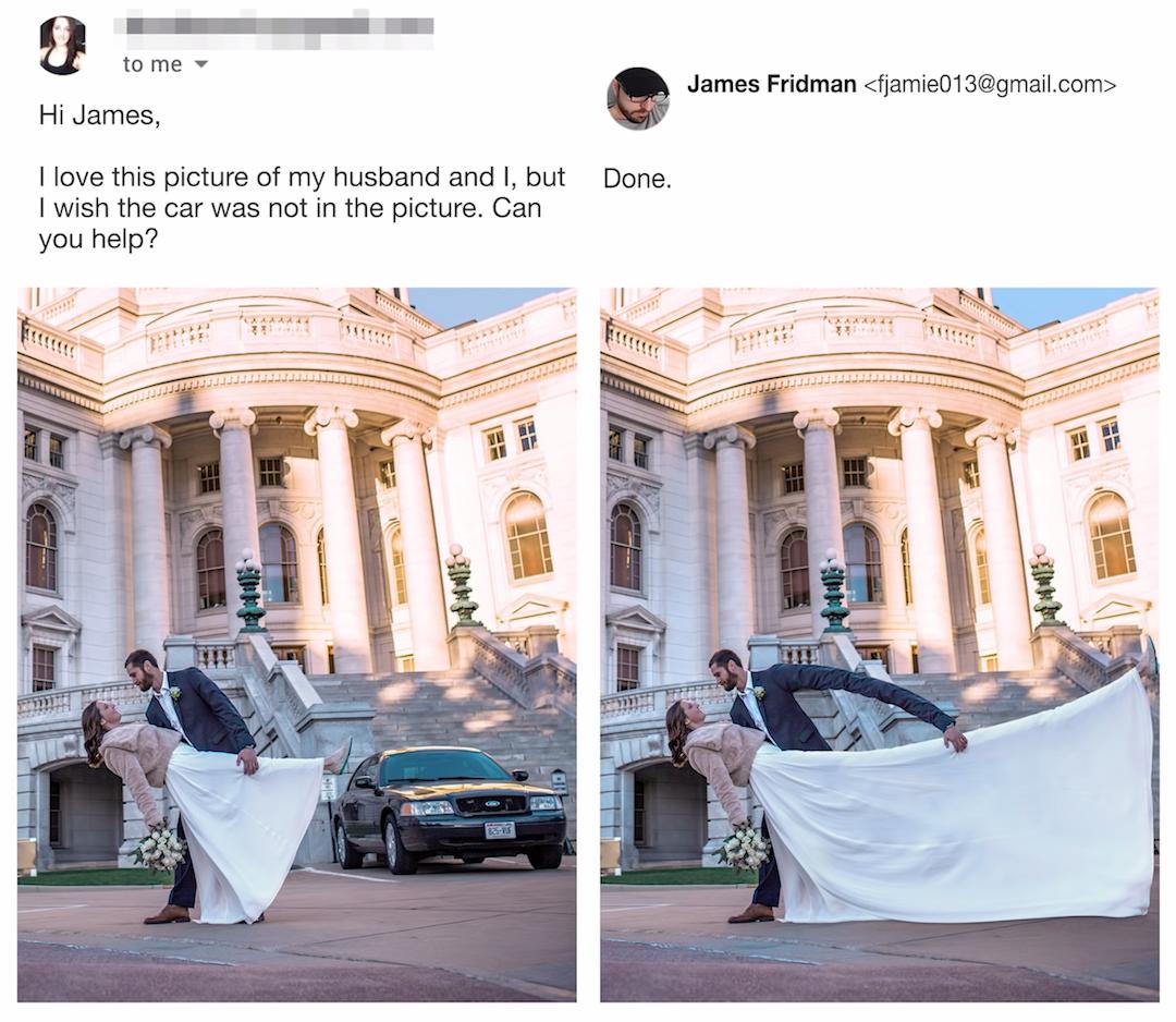 Graphic Designer responds to funny Photoshop requests - 19