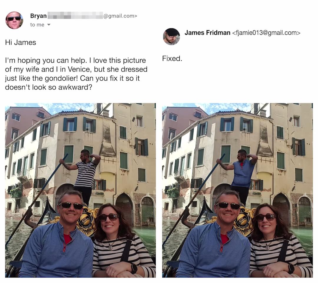 Graphic Designer responds to funny Photoshop requests - 20