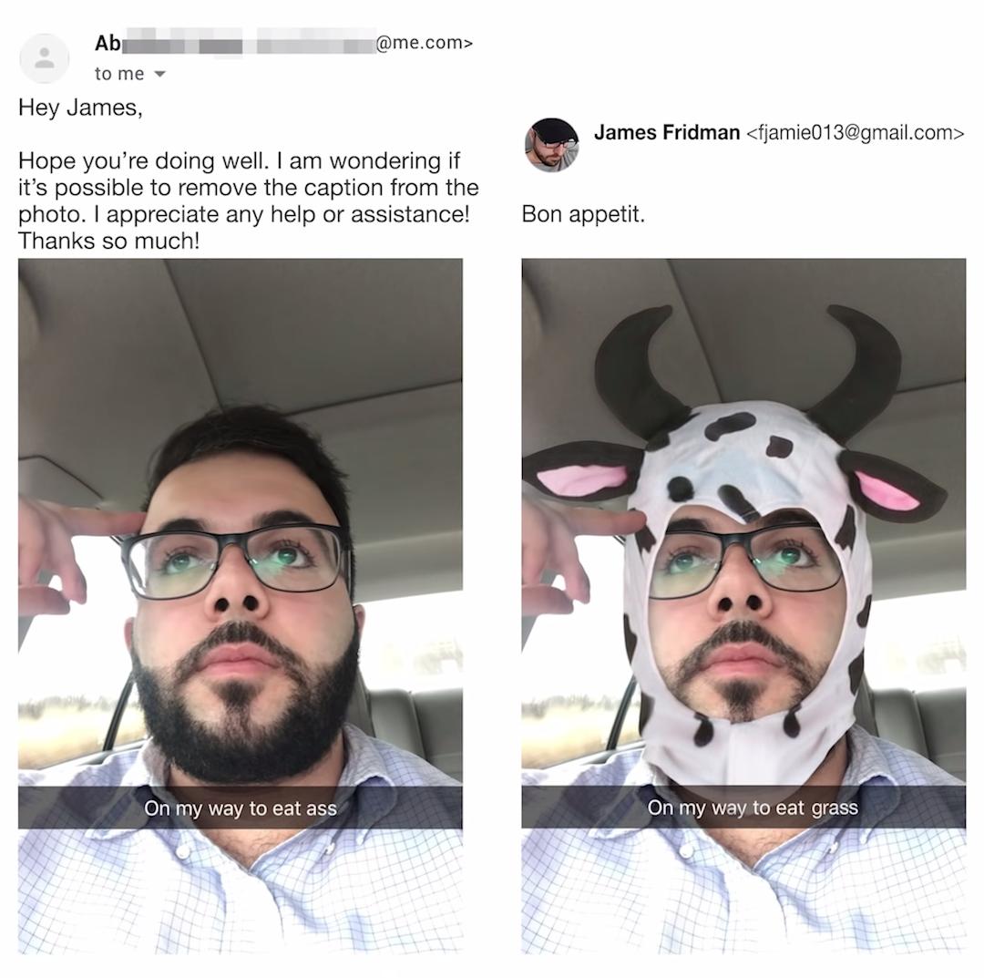 Graphic Designer responds to funny Photoshop requests - 21