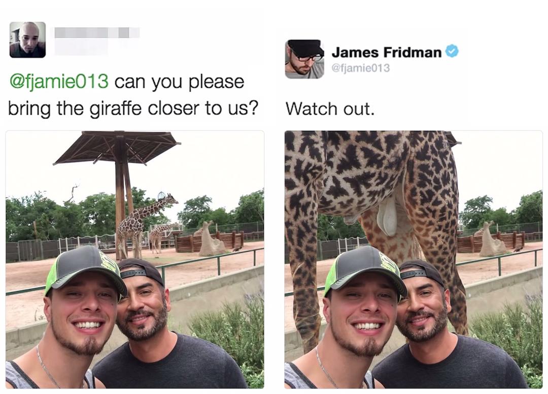 Graphic Designer responds to funny Photoshop requests - 2