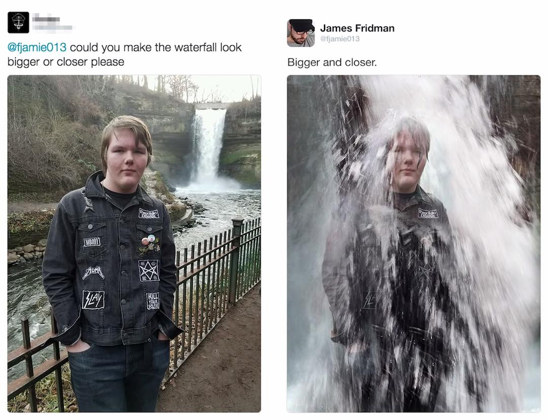 Graphic Designer responds to funny Photoshop requests - 7