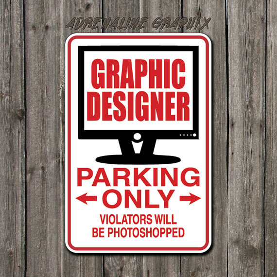 Funny wall signs for designers, studios and creative agencies - 10
