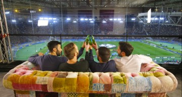 Epic Prank By Heineken Reminds You To Never Let Your Friends Down On Game Night