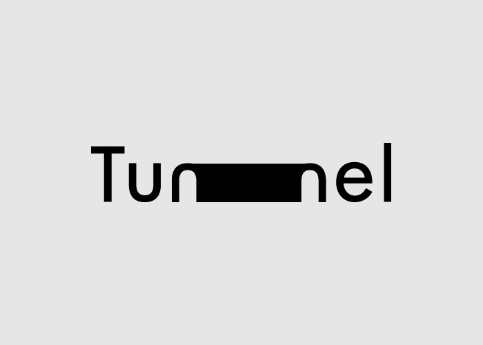 Word as Image: Tunnel