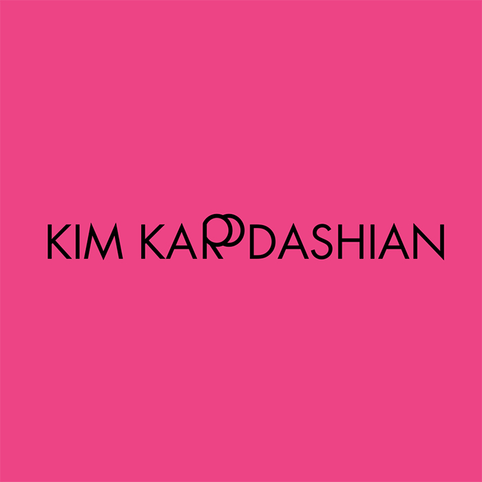 Word as Image: Kim Kardashian