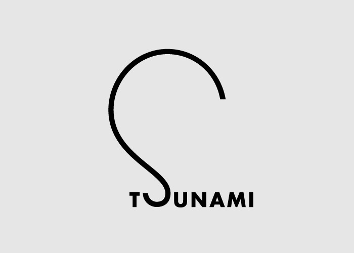 Word as Image: Tsunami