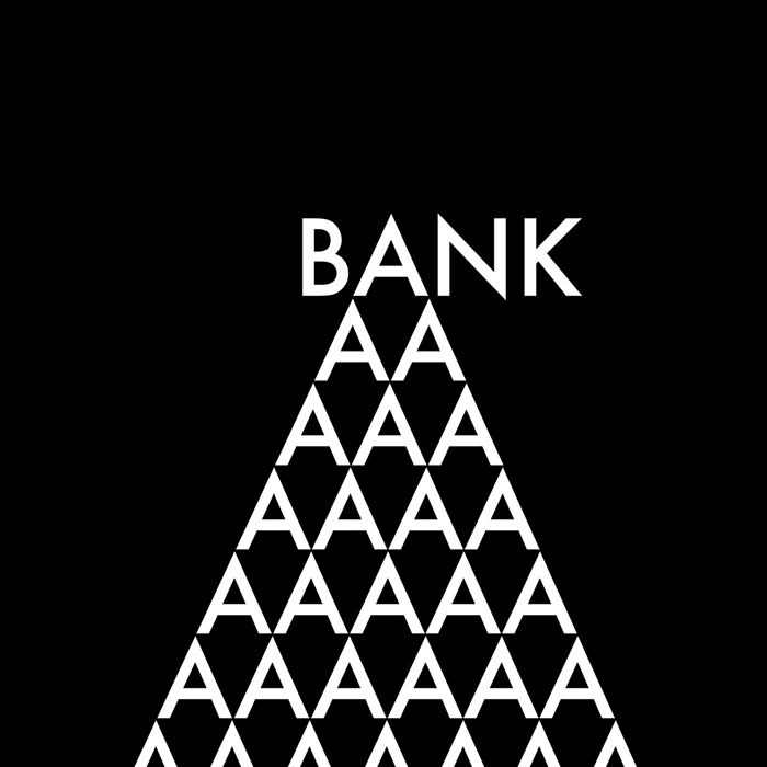 Word as Image: Bank
