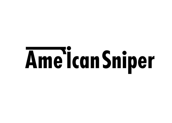 Word as Image: American Sniper