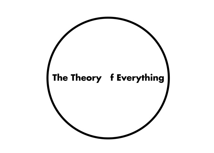Word as Image: The Theory of Everything