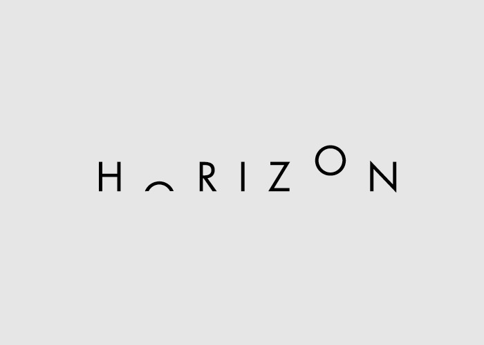 Word as Image: Horizon