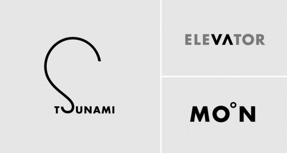 42 Clever Calligrams That Visualize The Meanings Of Various Words