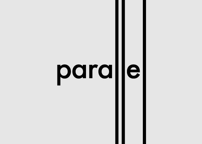 Word as Image: Parallel