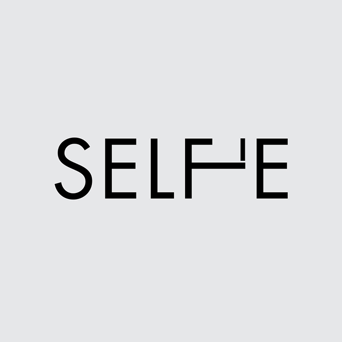 Word as Image: Selfie
