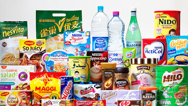 Nestle and krafts transnational way