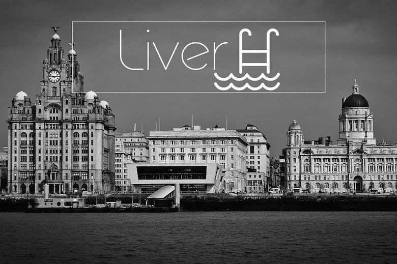 City logos & branding from their names - Liverpool
