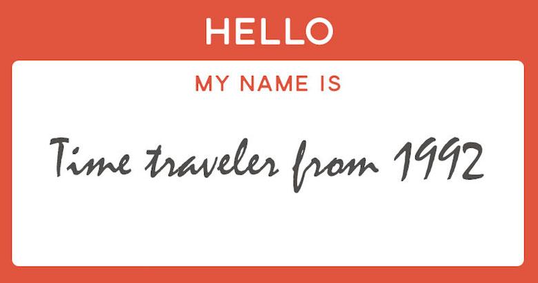 Funny designer prejudices based on your font choices - Mistral
