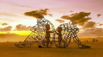 This Beautiful Sculpture Shows The Inner Child Trapped Inside All Of Us